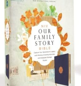 NIV Our Family Story Bible  4151