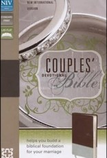 NIV Couple's Devotional Bible 8168