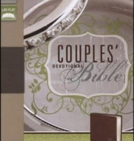 NIV Couple's Devotional Bible 8168
