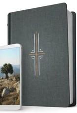 NLT Filament Bible -gray cloth 6313