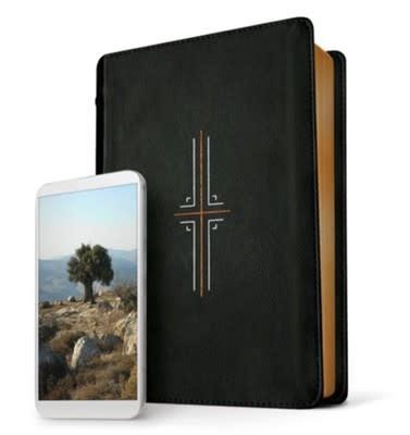 NLT Filament Bible - Black - 4417
