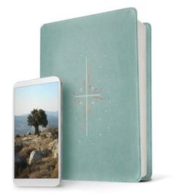 NLT Filament Bible eucalyptus/copper  index 4455