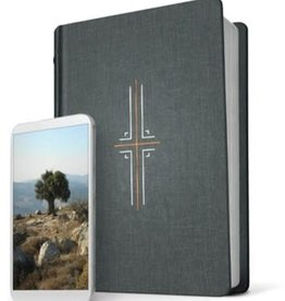 NLT Filament Bible gray index 4479