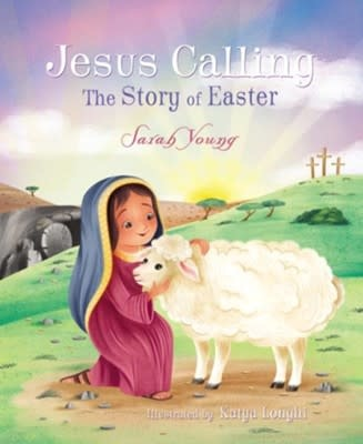 Jesus Calling:  The Story of Easter board 0343