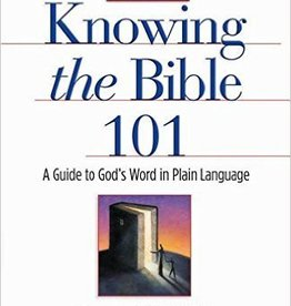 Bickel/Jantz Knowing the Bible 101 2617