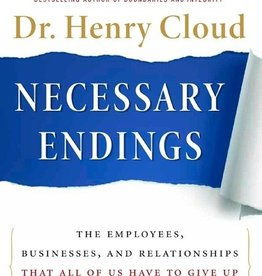 Cloud, Henry Necessary Endings