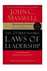 Maxwell, John 21 Irrefutible Laws of Leadership 8374