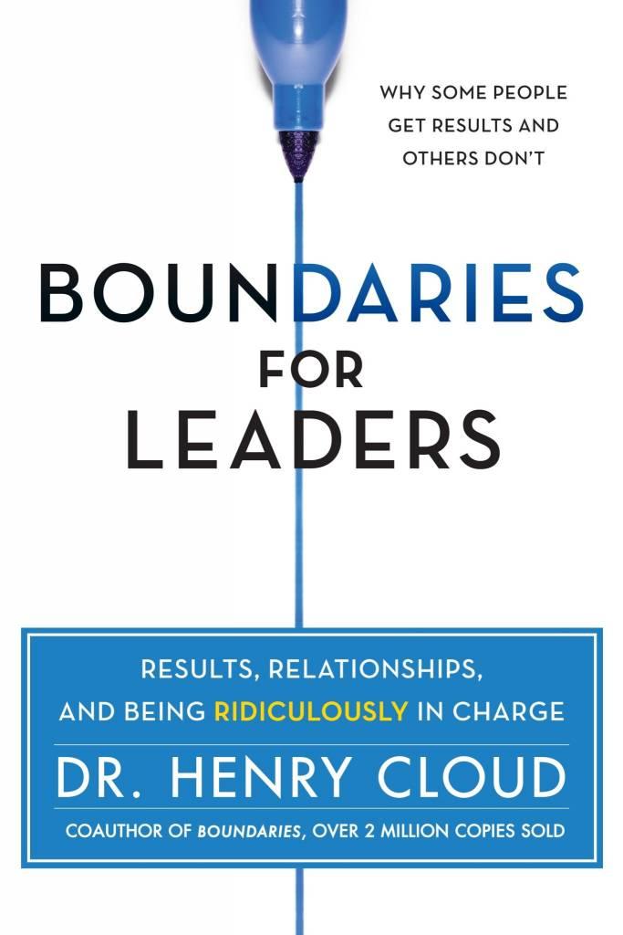 Cloud, Henry Boundaries for Leaders 6336