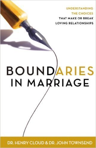Cloud, Henry Boundaries in Marriage 3144