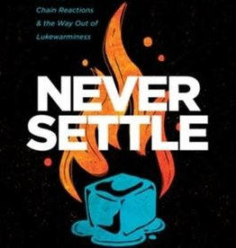 Never Settle - Greg Holder
