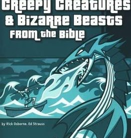 Creepy Creatures and Bizarre Beasts 6540