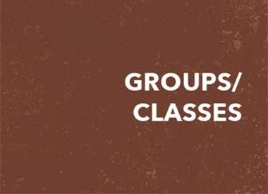 Groups/Classes