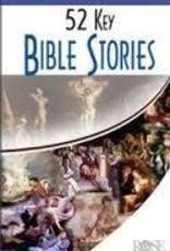 Rose Publishing 52 Key Bible Stories 3359