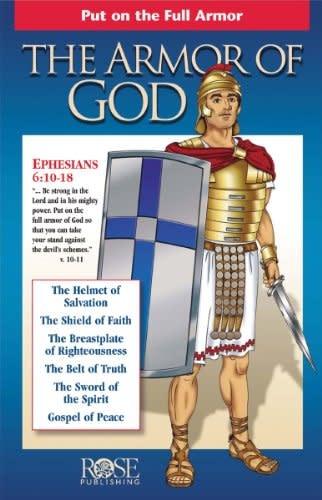 Rose Publishing Armor of God 0297