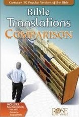 Bible Translations Comparison 1331