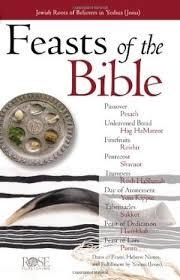 Rose Publishing Feasts of the Bible 7583