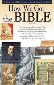 Rose Publishing How We Got The Bible 8261