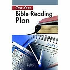 Rose Publishing Bible Reading Plan 3335