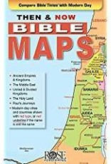 Rose Publishing Then & Now Bible Maps 1300