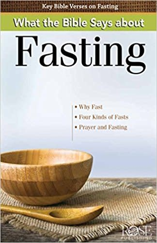 Rose Publishing Fasting 3185