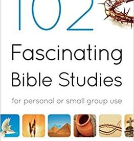 Taylor, Preston 102 Fascinating Bible Studies 8379