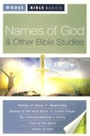 Rose Names of God & Other Bible Studies 2031