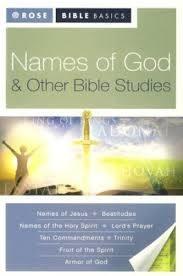 Rose Names of God & Other Bible Studies 2031