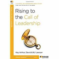 Arthur, Kay Rising to the Call of Leadership 7691