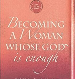 Heald, Cynthia Becoming a Woman Whose God is Enough 6347