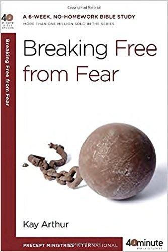 Arthur, Kay Breaking Free from Fear 9859