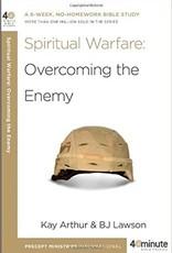 Arthur, Kay Spiritual Warfare: Overcoming the Enemy 1879