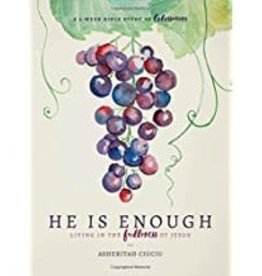 Asheritah, Ciuciu He is Enough 6865