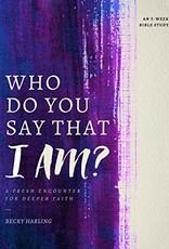 Who Do You Say I Am? 5509