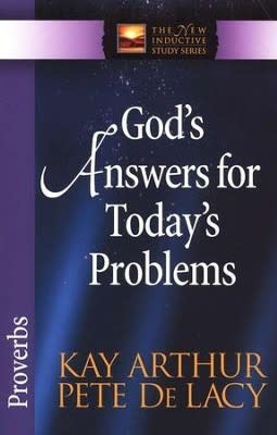 God's Answer for Today's Problems 2716