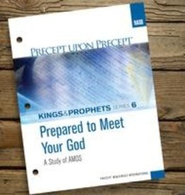 Arthur, Kay Prepared to Meet your God - A Study of Amos/Precepts  3811