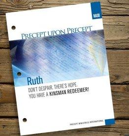 Ruth - Precept Upon Precept 2930