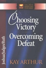 Arthur, Kay Choosing Victory Overcoming Defeat (Joshua/Judges/Ruth))  7996
