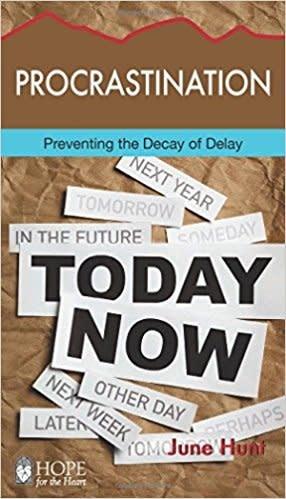 Hunt, June Procrastination - Preventing the Decay of Delay 1648