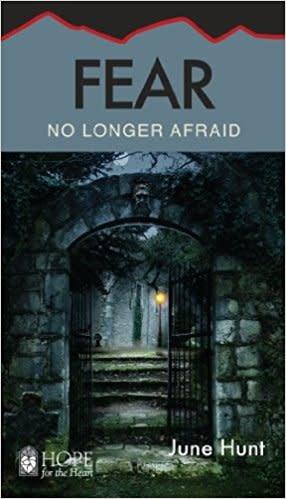 Hunt, June Fear - No Longer Afraid 6701