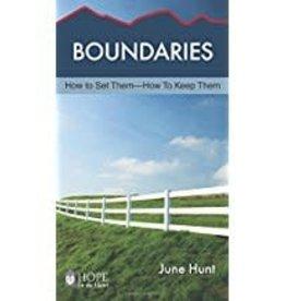 Hunt, June Boundaries 1792