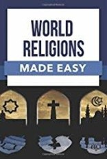 Rose Publishing World Religions Made Easy 3451