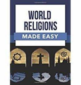 Rose Publishing World Religions Made Easy 3451