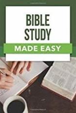 Rose Publishing Bible Study Made Easy 3437