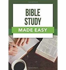 Rose Publishing Bible Study Made Easy 3437
