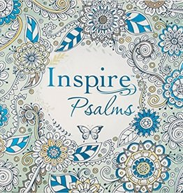 Tyndale Inspire: Psalms: Coloring & Creative Journaling through the Psalms 9873