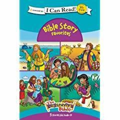 Zonderkidz Beginner's Bible Story Favorites, The 8290