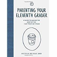 Parenting your Eleventh Grader 0534