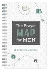 Barbour Staff Prayer Map for Men 4382
