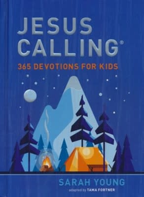 Jesus Calling for Boys 8622