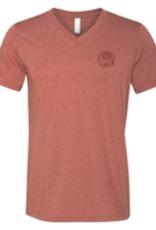 Crossing T-Shirt V-Neck